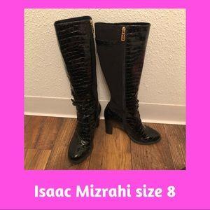Isaac Mizrahi boots